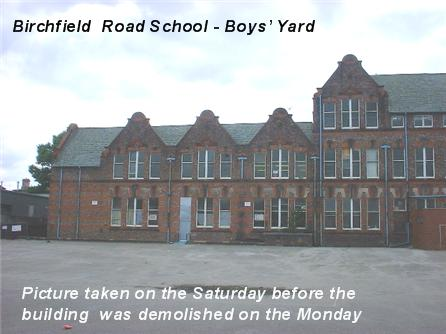 Birchfield Road School