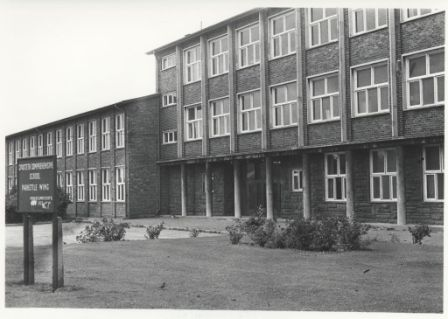 Croxteth Comprehensive_1981